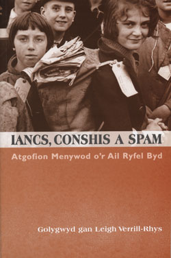 Book cover of Iancs, Conshis a Spam